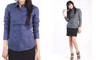 Model Baju Terbaru Kerja 2012