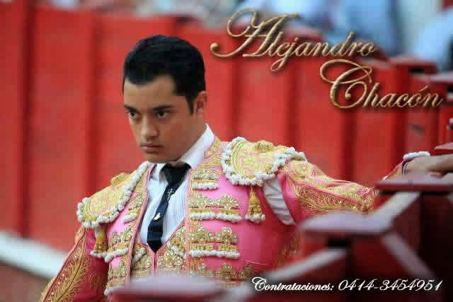 Alejandro Chacon, de Aragua para el mundo