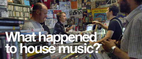 Untitledmusic what happened to house music for House music 1980