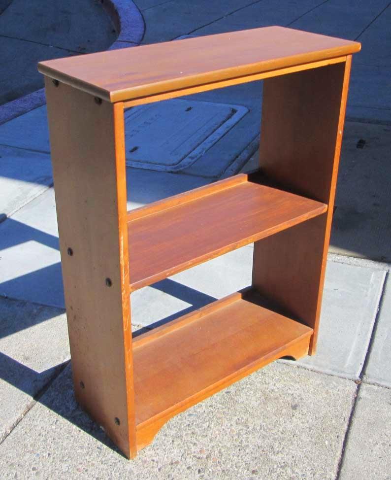 uhuru furniture collectibles sold small 2 shelf. Black Bedroom Furniture Sets. Home Design Ideas