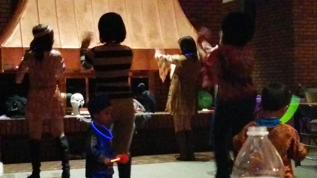 PNACO nurses dancing Colorado Halloween Phillippine Nurses Association