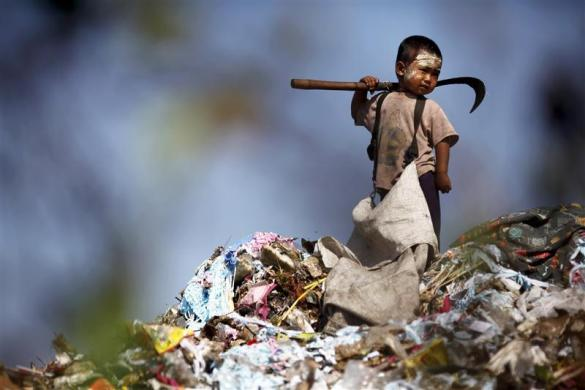 Myanmar Child Labor
