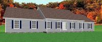 modelo de casa de campo