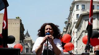 Las dos sindicalistas acusadas del 29-M no entrarán en prisión