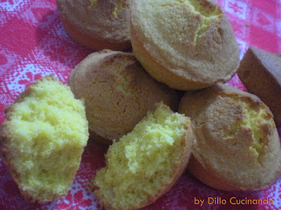 Muffin di Amor polenta