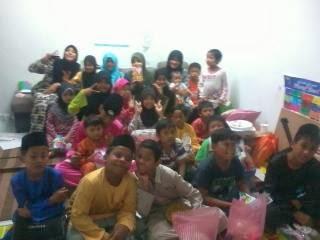 Anak-anak Mengaji dan Usrah yang tersayang 2014