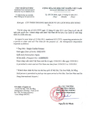 Legalization of documents for Vietnam