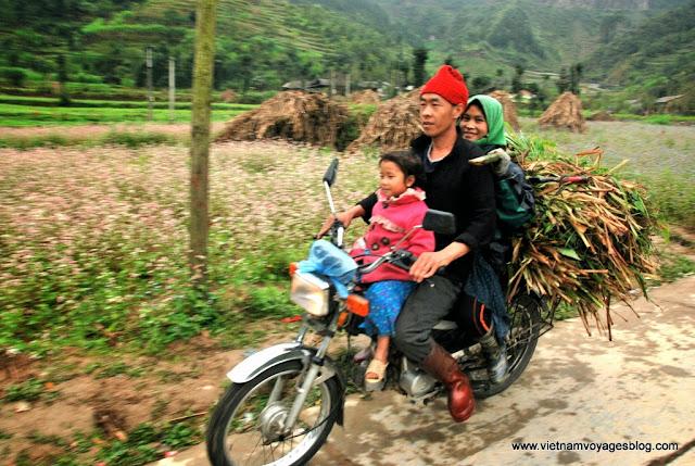 Village Sủng Là, Commune Đồng Văn - Photo An Bui