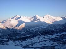 Tervetuloa Norjan vuorille!