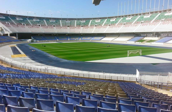 VIDÉO . Les déceptions de la rénovation du Stade du 5 juillet