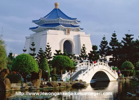 Chiang Kai Shek Memorial Hall Taipei di Taiwan - Info Ali Syarief 0877-8195-8889 - 081320432002-Pin 742D4E56