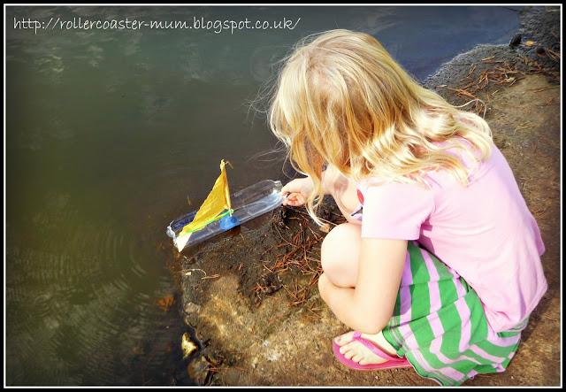 Model Boat #CPfamilybreaks blogger challenge