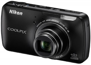 Harga Nikon Coolpix S800c Kamera Android