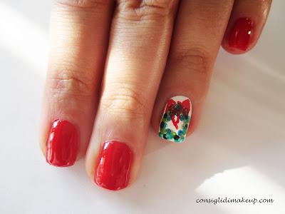nail art facie veloce