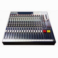 sewa mixer sound