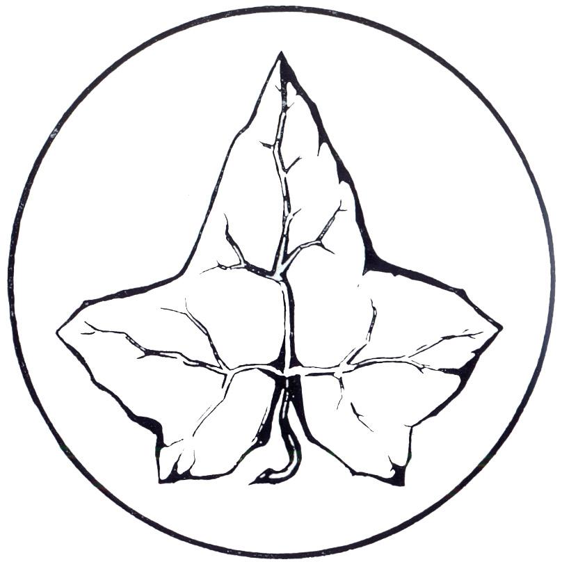 I simboli della discordia avvinta alle bacheche come l for Case ricoperte di edera