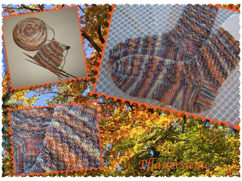 Pflastersteine Muster Stricken : Das Muster ist sehr eingängig, richtig fernsehtauglich…