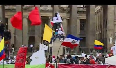 marcha por la paz, marcha en colombia, paz en colombia