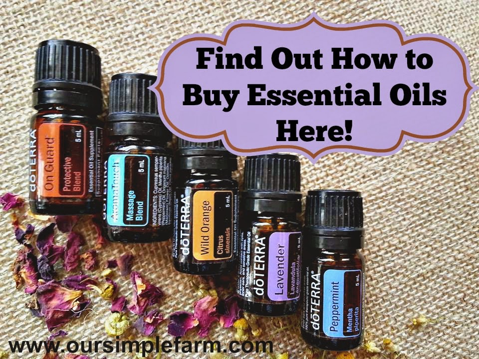 Essential Oils for Family and Farm!