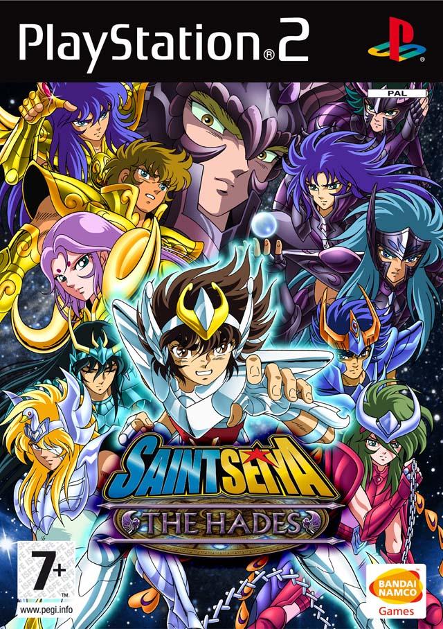 Saint Seiya: The Hades [Detonado] Seyacapa