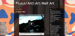 Fluxus / Anti-Art / Mail Art