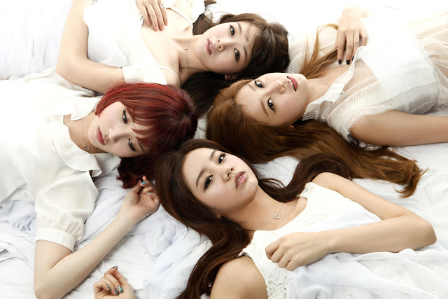 Girl's Day Don't Forget Me Wallpaper 3