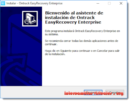 easy recovery profesional version 1.0.27.30