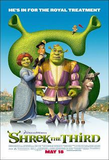 Shrek Tercero (Shrek 3) (2007) - Latino