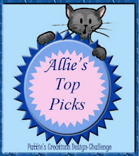 Grab This Badge if You Won Allie's TOP Picks Award