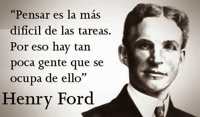Henry Ford Liderazgo