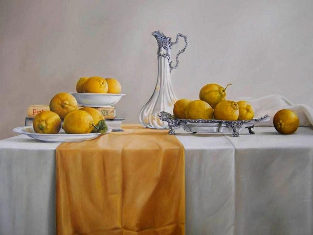 Im genes arte pinturas bodegones de frutas leo - Fotos de bodegones de frutas ...