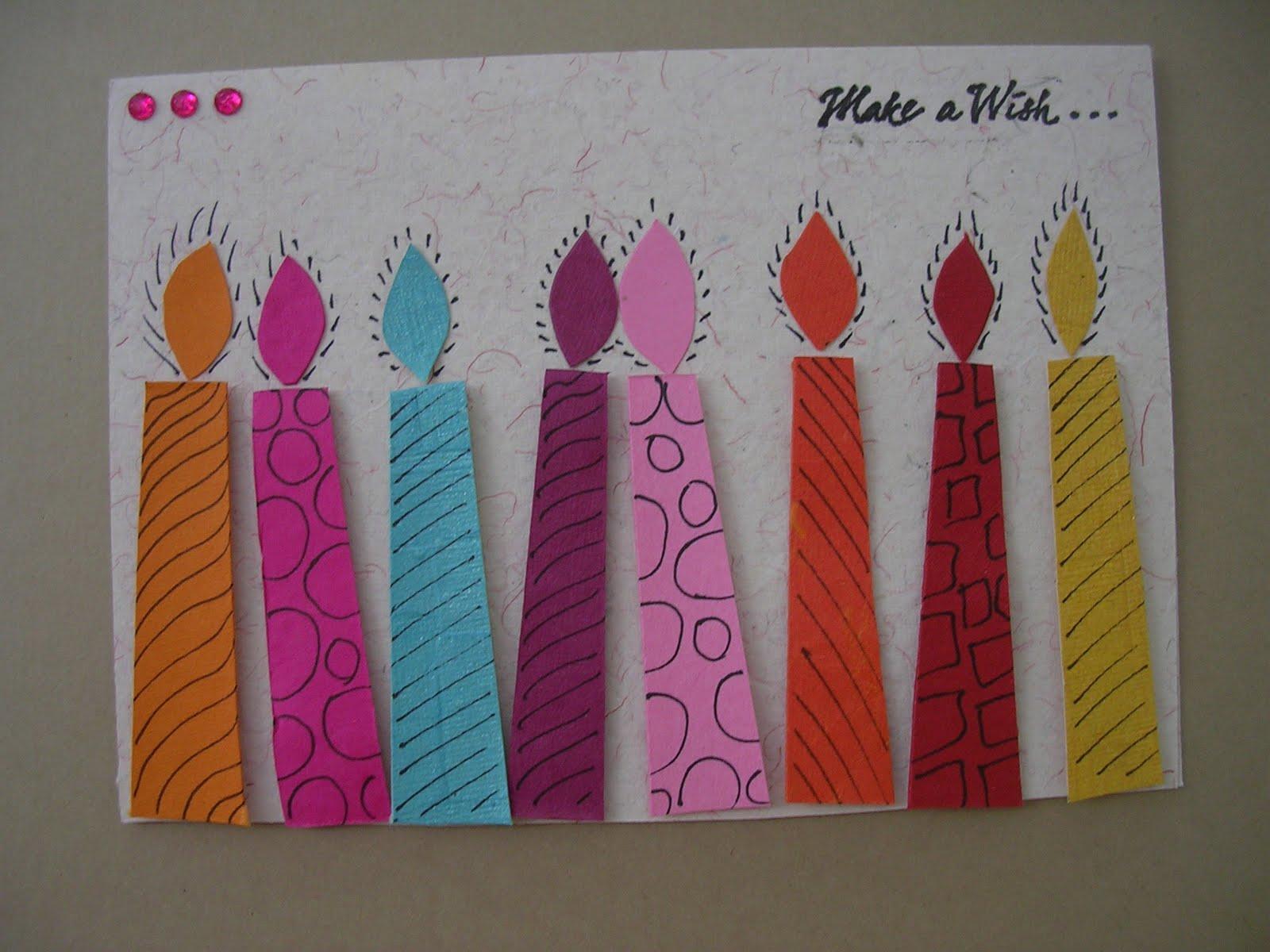 Hand Craft Birthday Cards ~ Birthday cards handmade new calendar template site