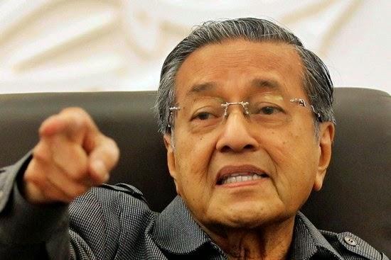 Saya ada hak untuk tegur Najib kata Tun M