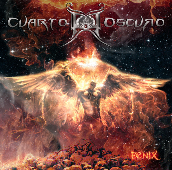 MetalKorner - CUARTO OSCURO desvelan portada y título de su nuevo ...