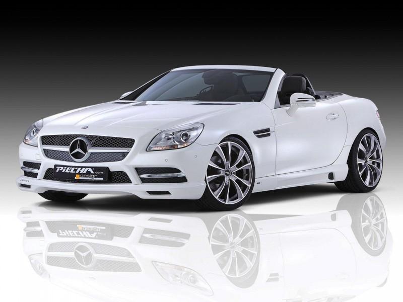 2012 Mercedes-Benz PIECHA  SLK R172 Accurian RS