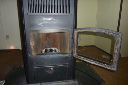 Up the dehcho without a powerline - Pellet stoves clean comfort ...
