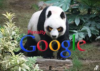 Cara mengatasi penalty google panda
