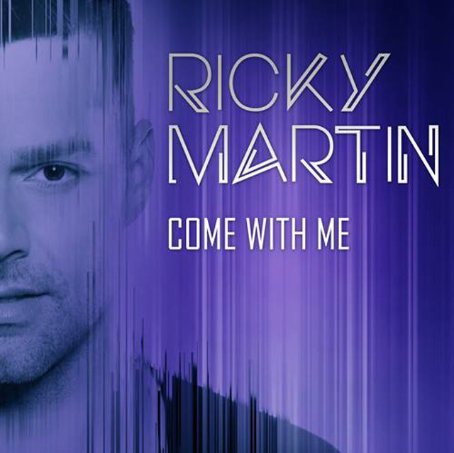 Ricky Martin - Come With Me - copertina traduzione testo video download