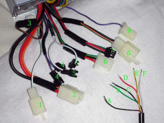 "Kit de Elifebike no me funciona 24v 350W 26"" DSCN7824"