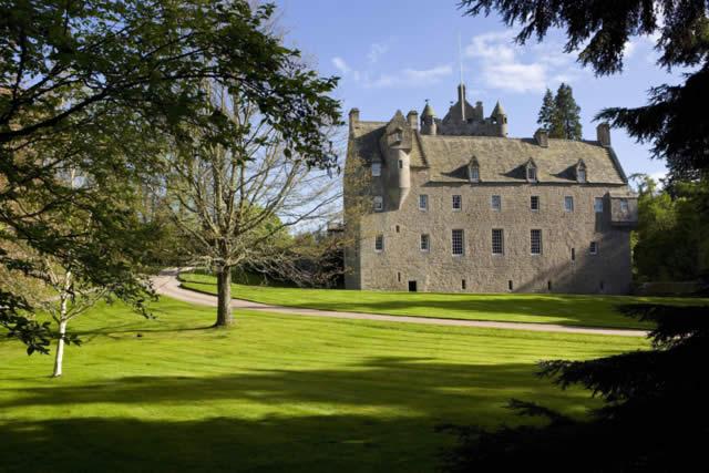 Cawdor Castle - Nairn - Highlands Scotland, Scotland