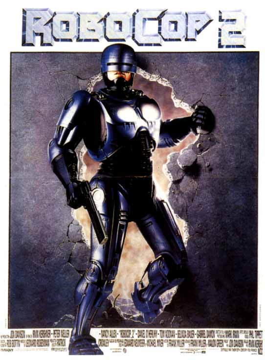 Robocop 2013-2014, nueva armadura y moto