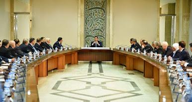 الرئيس الأسد في اجتماع توجيهي عقب أداء الحكومة الجديدة القسم: على الحكومة أن تقدم رؤية جديدة وتتلاف