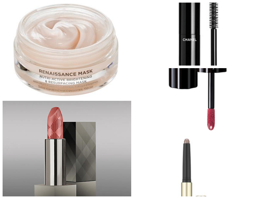 luxe beauty wishlist