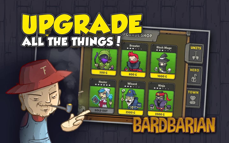 Bardbarian v1.3.12 [Mod Money]