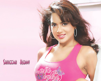Sameera Reddy sexy picture
