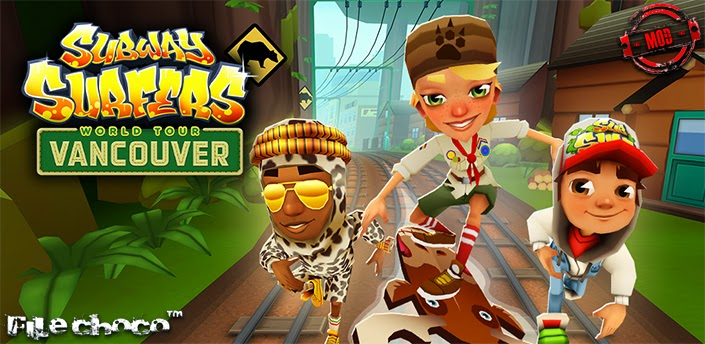 download subway surfers game hacked