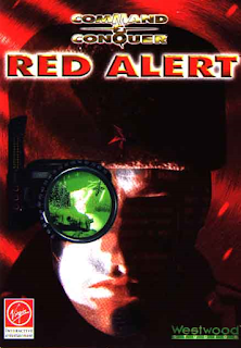 Command & Conquer Red Alert pc game full cover download free