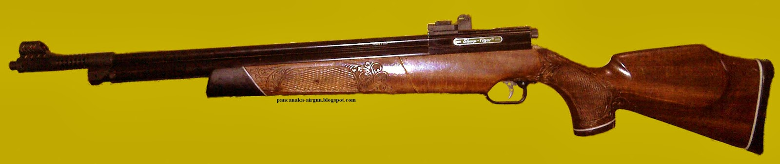 Pancanaka Airgun Works  Sharp Tiger Long Barrel  Macan