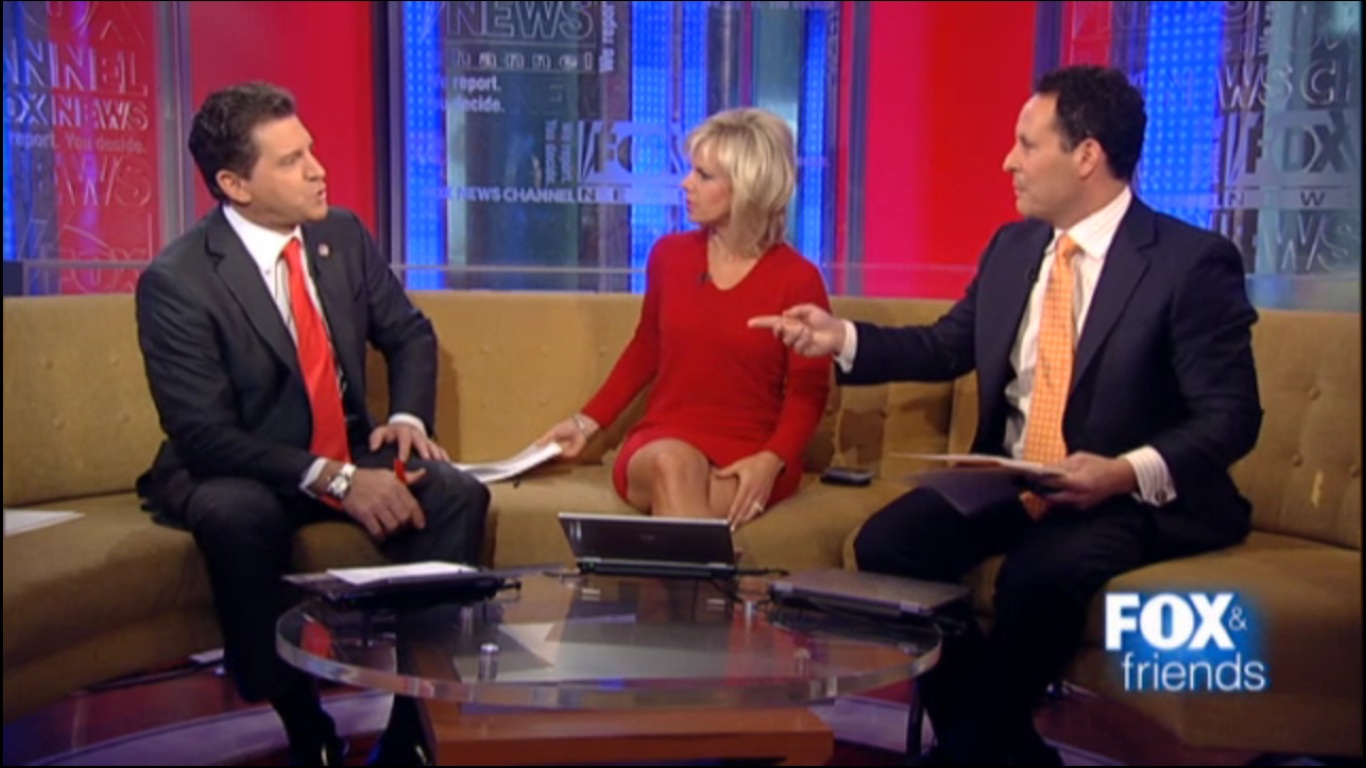 Fox and friends after the show show 1 17 2012
