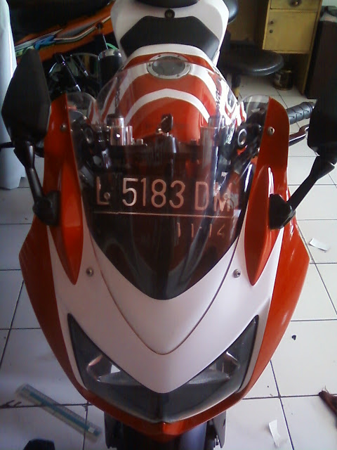 GAMBAR foto CUTTING STICKER NINJA 250R title=